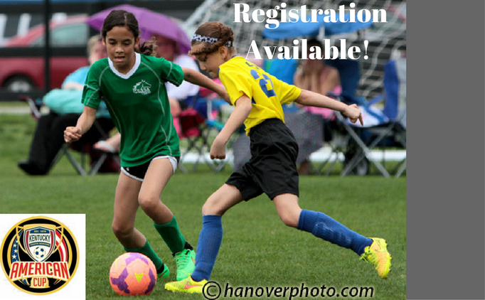 2017 Kentucky American Cup - Registration Open!